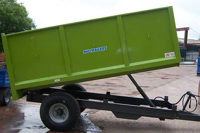 Grass & Grain Trailers