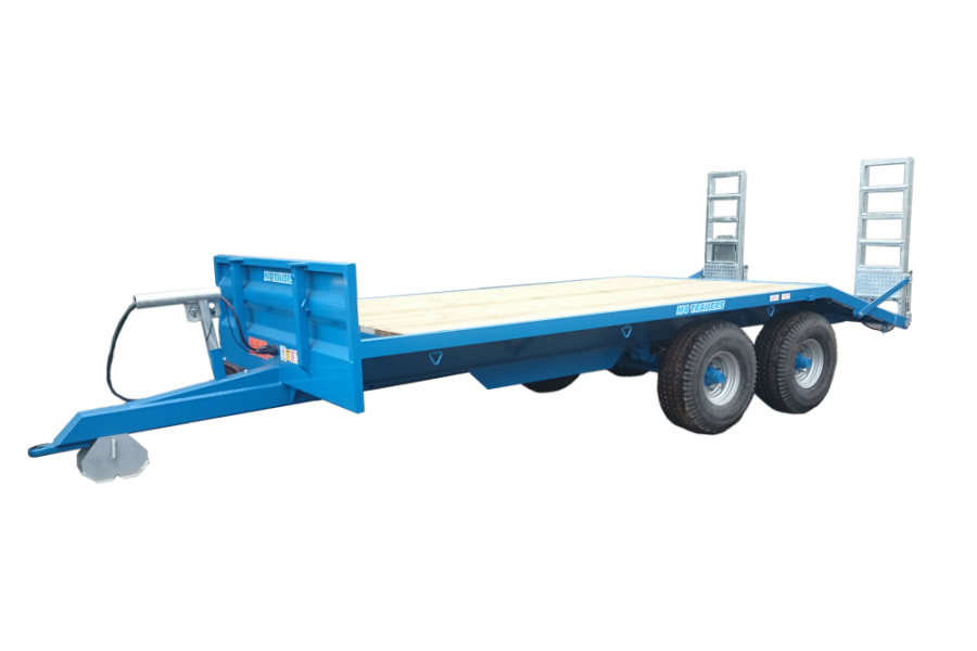 Low Loader Trailers<